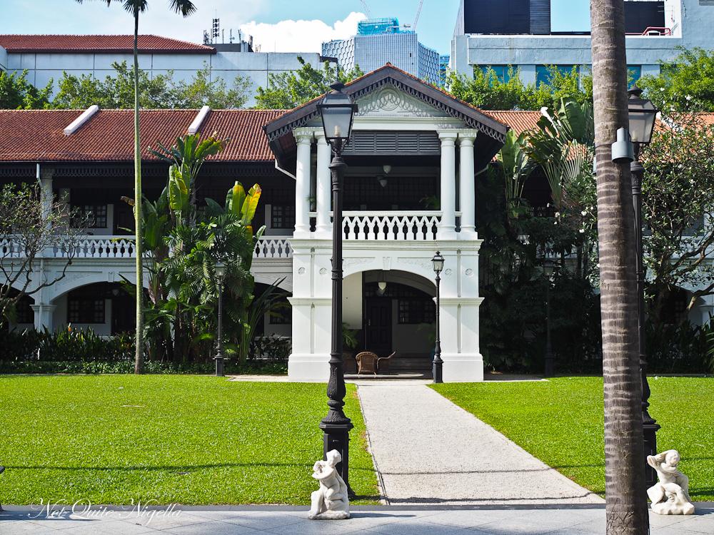 Raffles Singapore Review