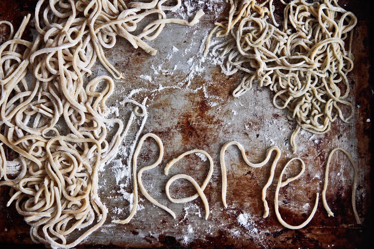 Make Your Own Ramen From Scratch!
