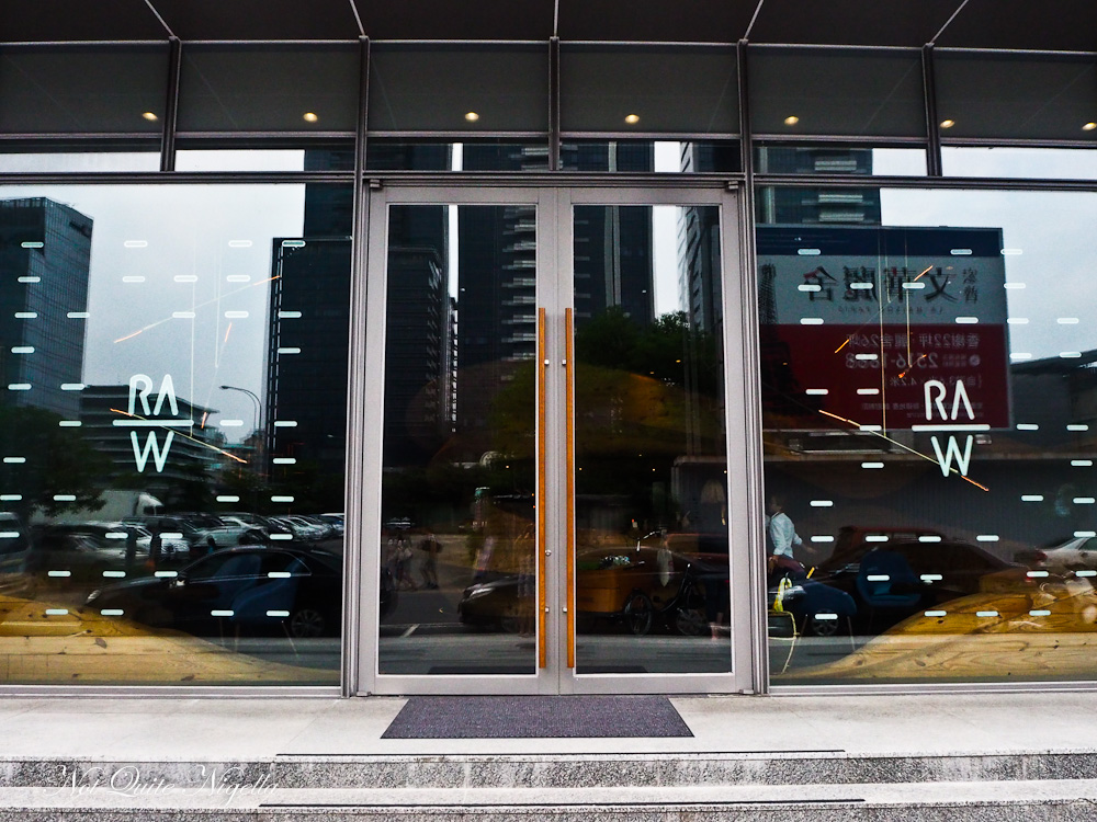 Raw Taipei