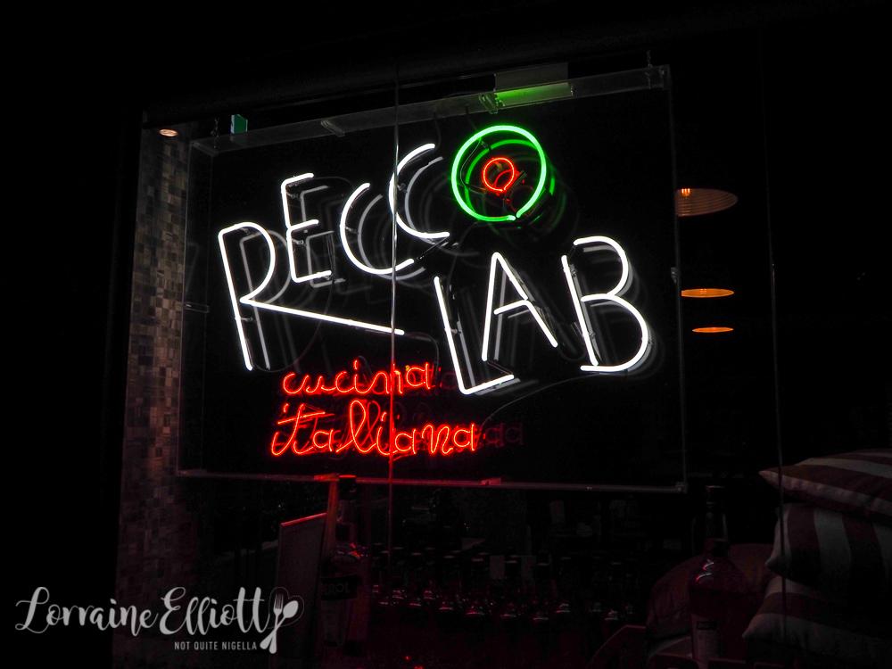 Recco Lab, Rozelle