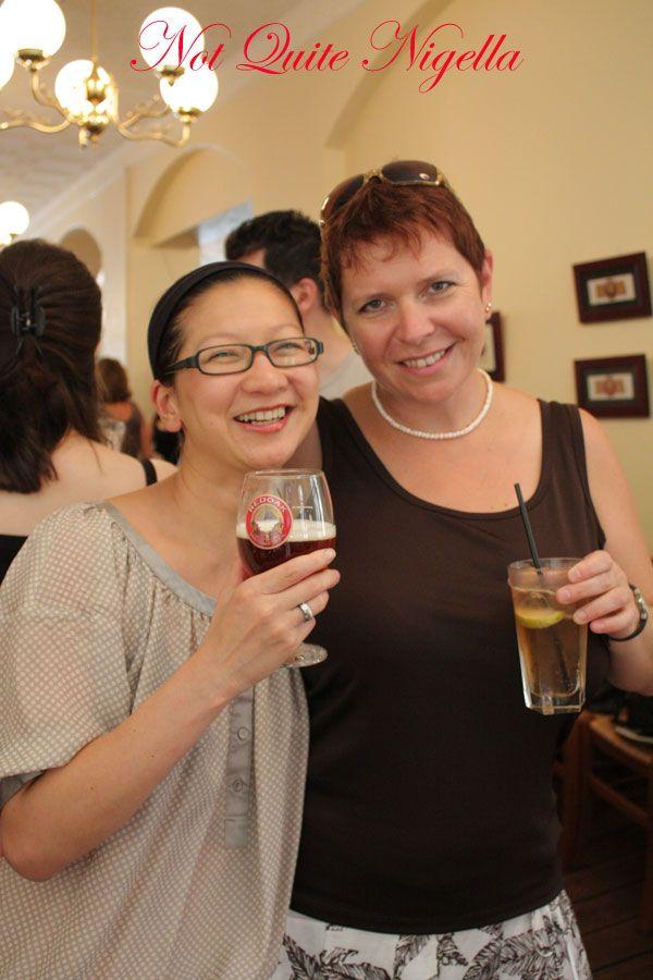 Red Oak Beer, Sydney CBD for Jack's Christening Party