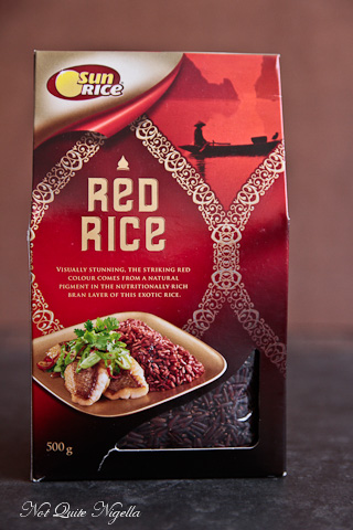 Red Rice Sushi