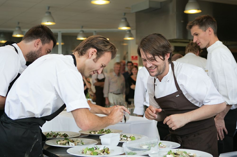 The World's Best Chef Rene Redzepi, The Opera House, Sydney