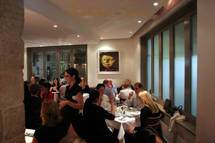 Restaurant Balzac at Randwick