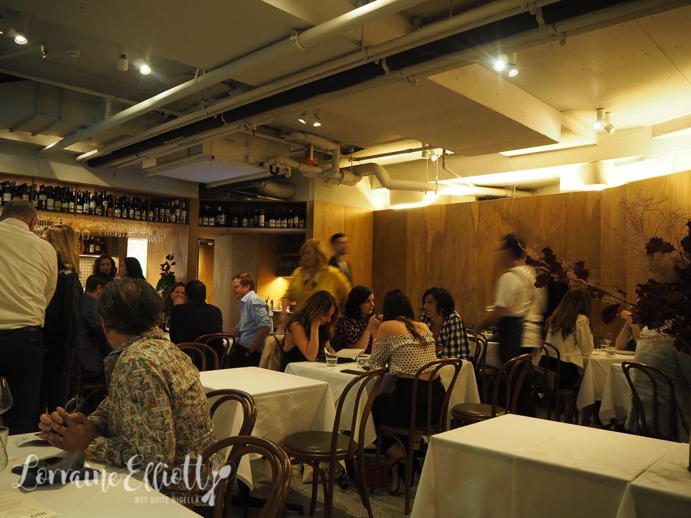 Restaurant Leo, Sydney
