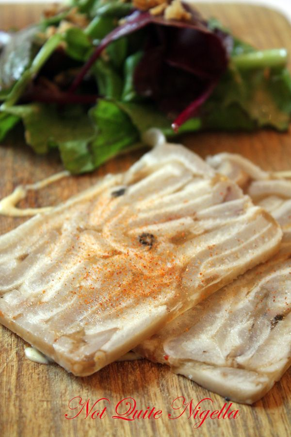 Ribouldingue Paris pork skin terrine