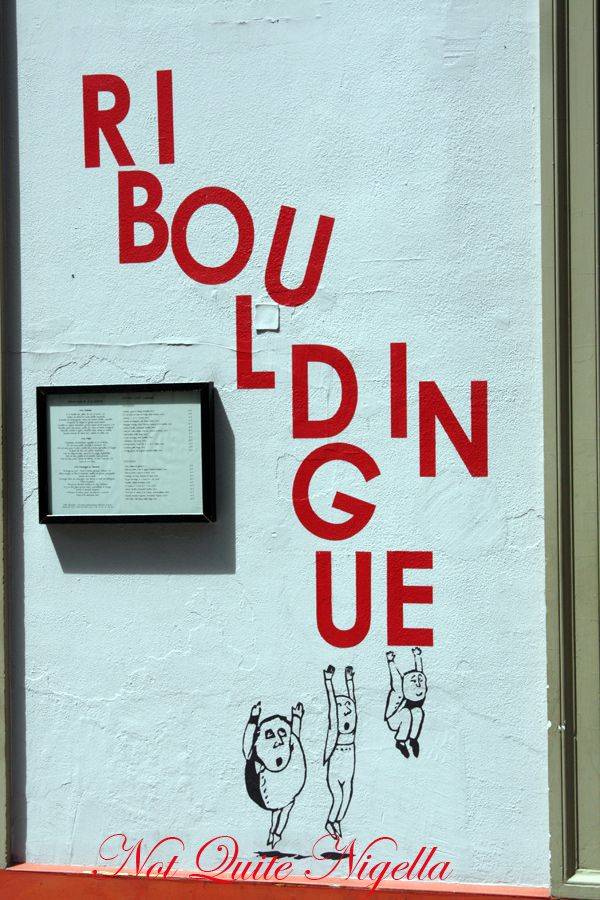 Ribouldingue Paris