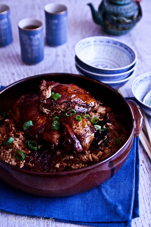 Easy Chicken Recipe Rice Cooker