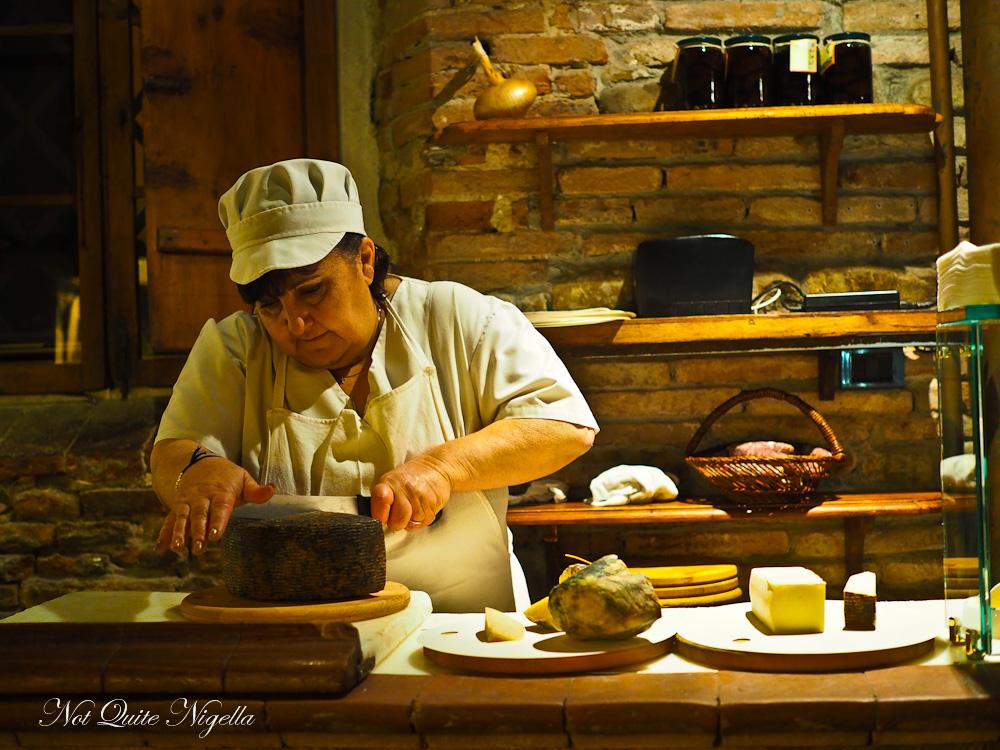Rimini Italy Food