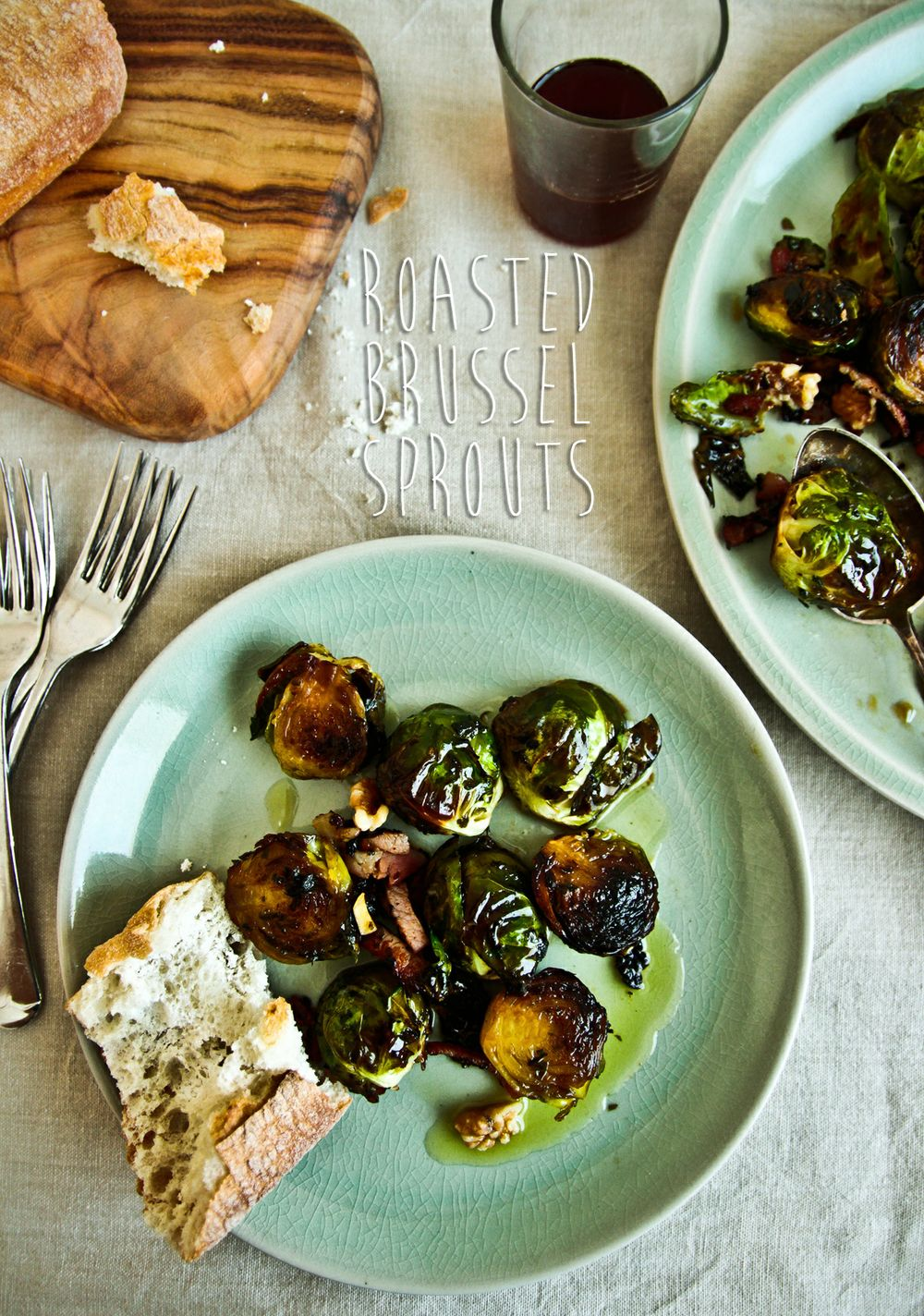 Brussel Sprout Recipes Roasted