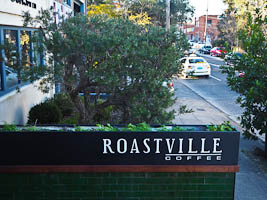 Roastville, Marrickville & The Dirty Chicken Benedict!