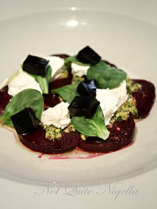 rockpool bar and grill beetroot salad