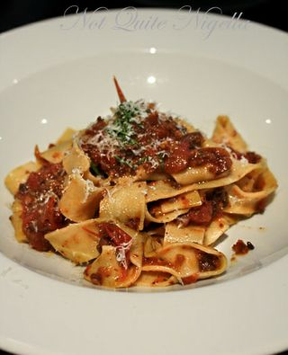 rockpool bar and grill wagyu bolognese