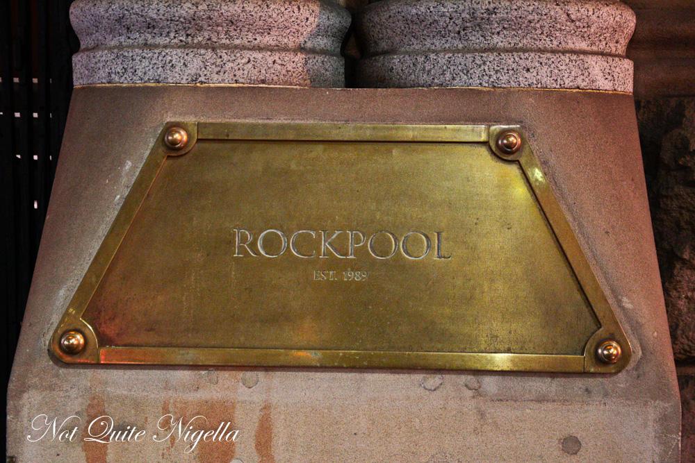Rockpool Bridge Street