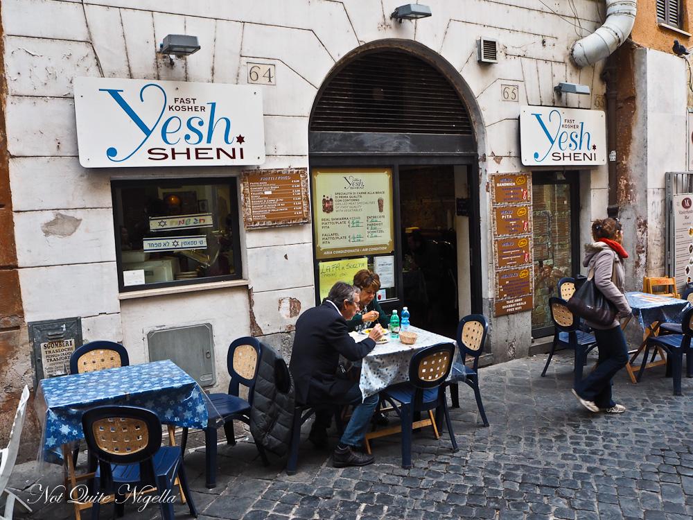 Rome Jewish Quarter