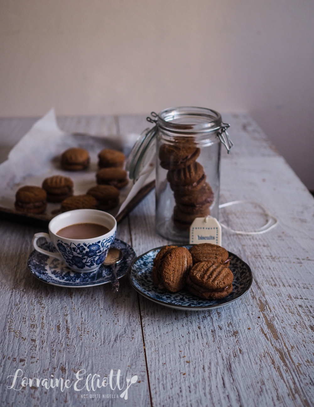 Romany Creams recipe