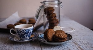 Bake your Day With These Romany Cream Cookies!