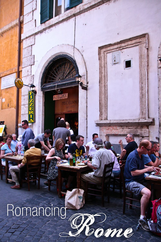 Romancing Rome, Italy