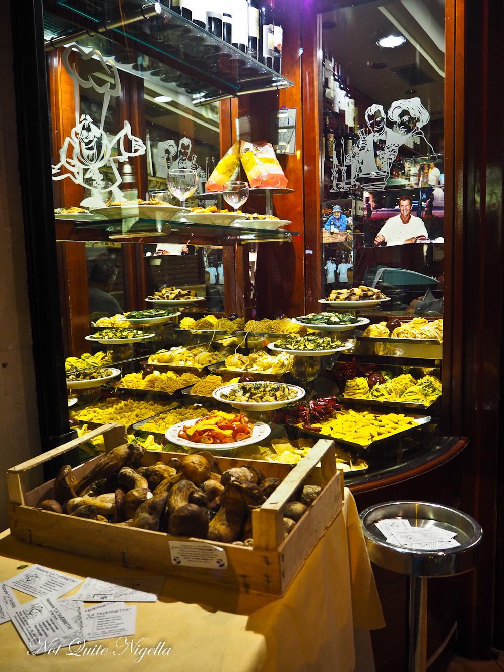 Rome Italian Roman Food