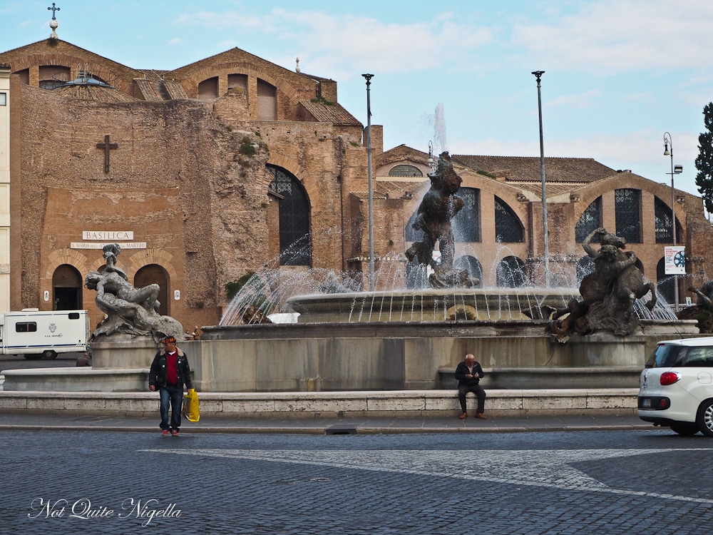 Rome Italy Food