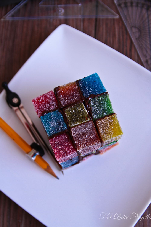 jubes Rubik's cube jubes