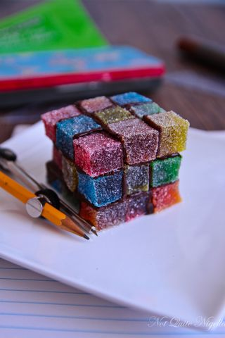 Rubik's Cube Jubes
