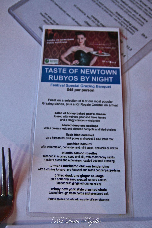 rubyos newtown