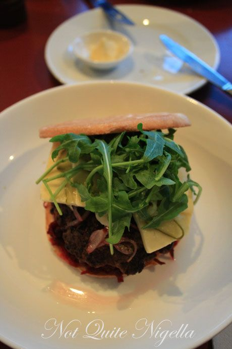 rubys diner waverley burger
