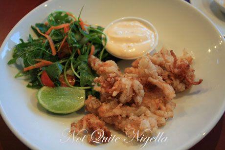 rubys diner waverley squid