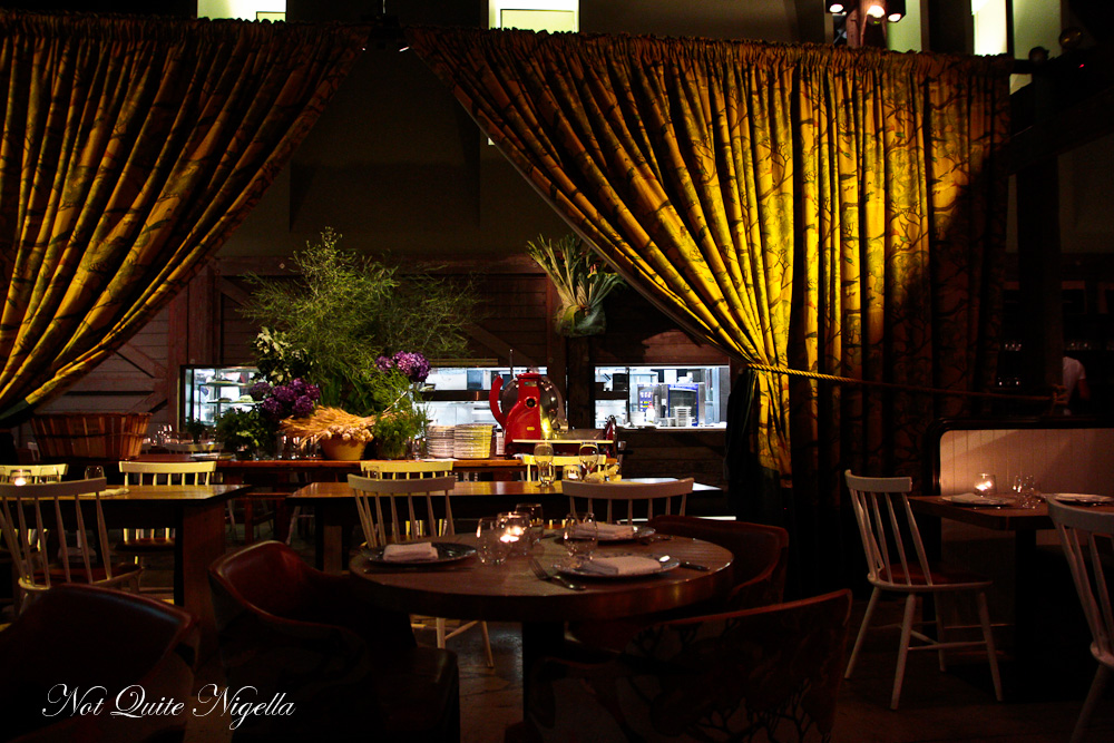 Rushcutters Restaurant