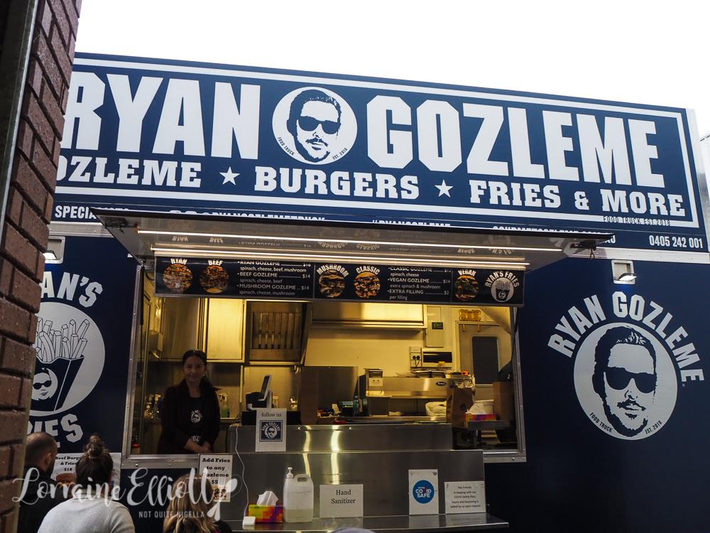 Ryan Gozleme