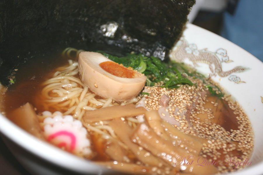 Ryo's Noodles Crows Nest-Tokyo Ramen $9.50