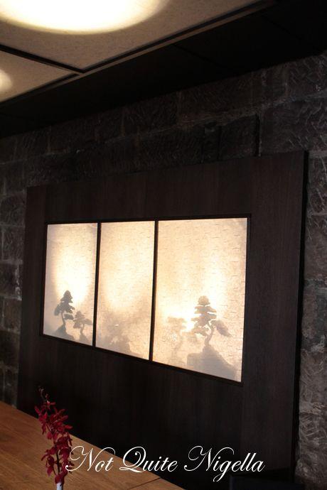 sake restaurant, the rocks