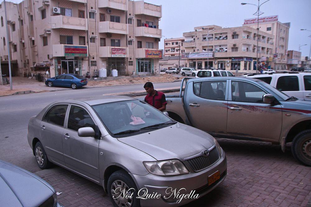 Salalah, Oman @ Not Quite Nigella