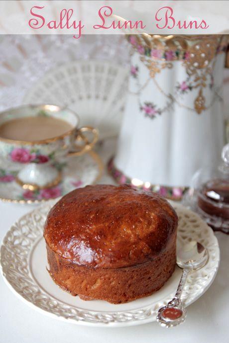 sally lunn buns