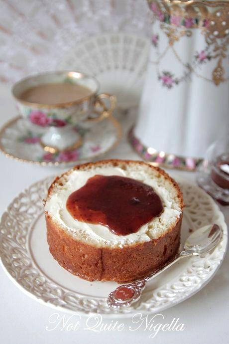 Sally Lunn Buns recipe @ Not Quite Nigella
