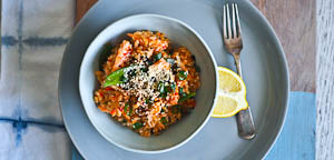 The Superb Salmon Belly Superfood Bowl