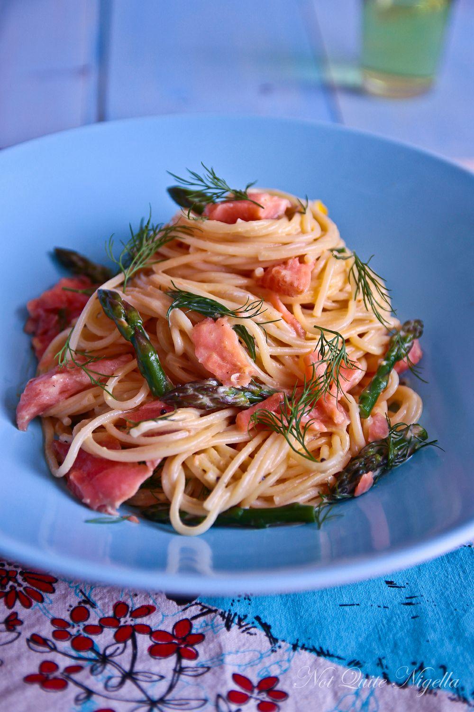 creamy spaghetti