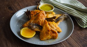 The Frugal Cook - Salmon Wings