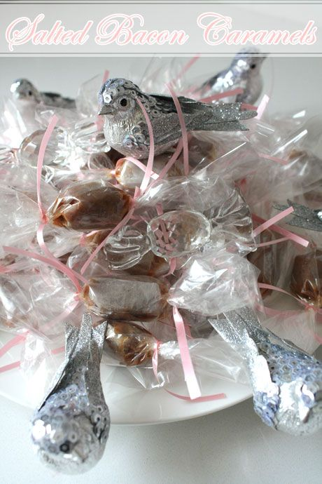 bacon maple honey caramels 5