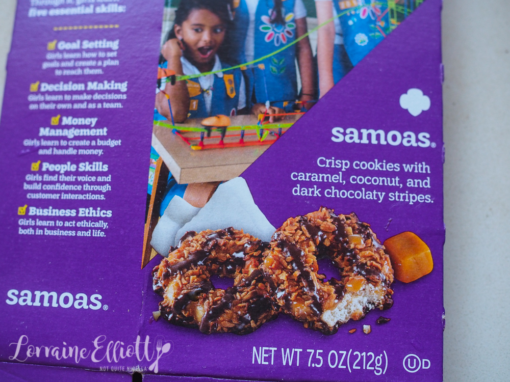 Samoas Girl Scout Cookies Recipe