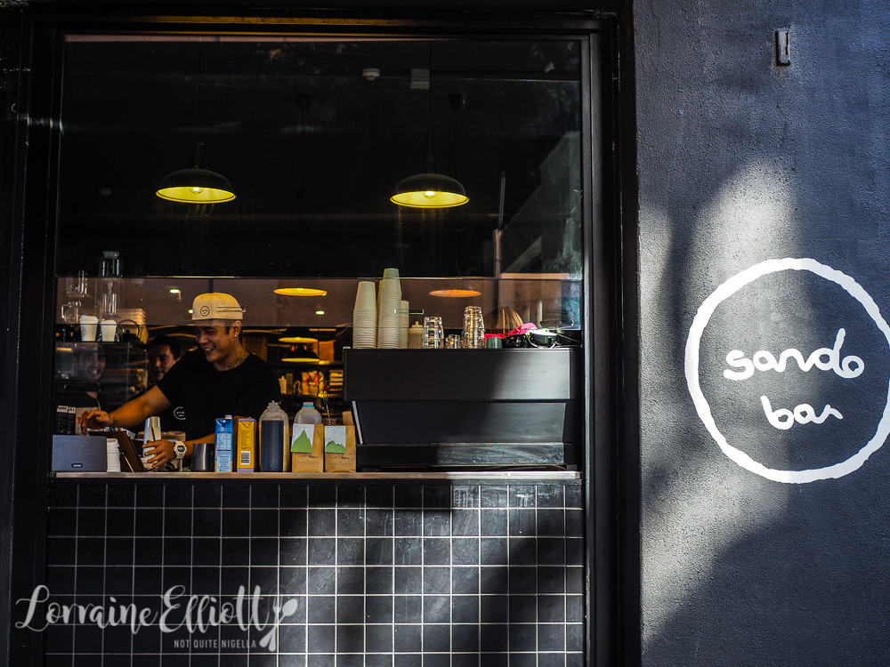Sando Bar, Surry Hills