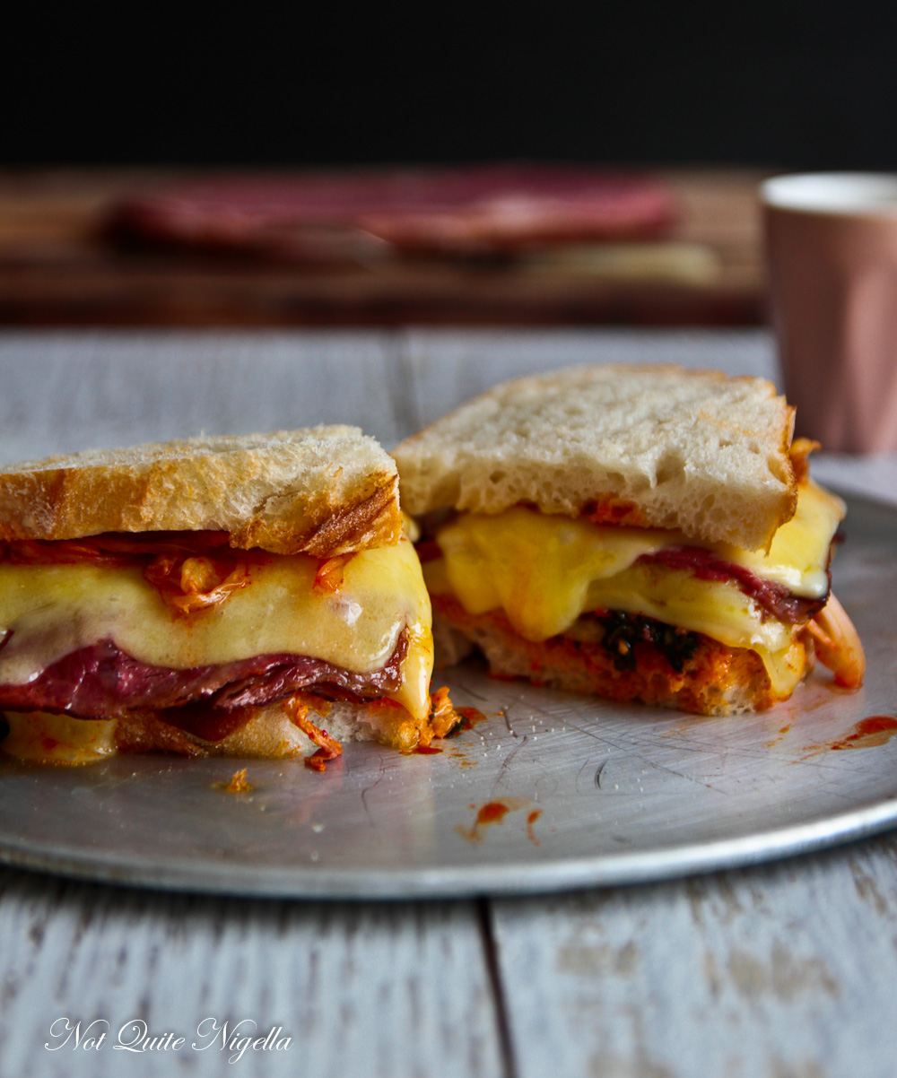 Lunch Idea Sandwiches