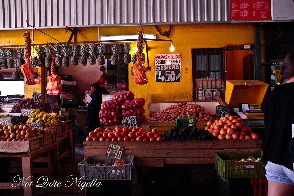 Santiago Food Tour