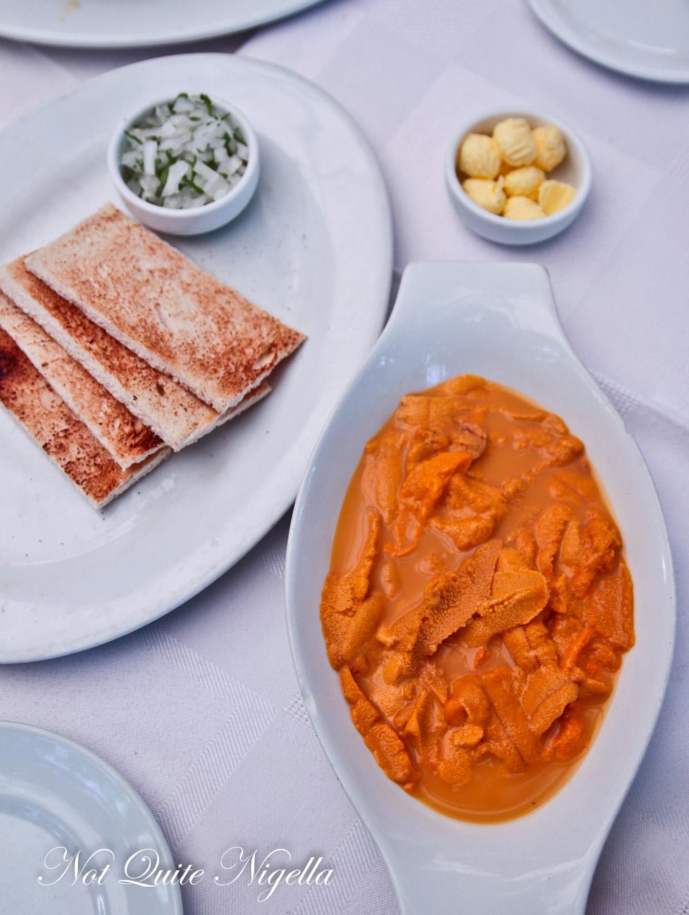 Santiago Food Chile
