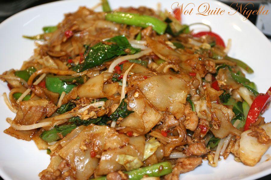 Satang Thai at Haymarket Drunky chicken
