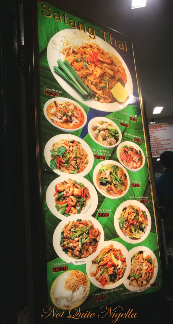 Satang Thai at Haymarket