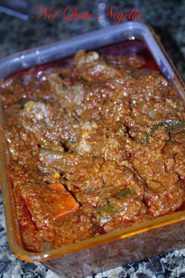 Satay Delight Beef Rendang