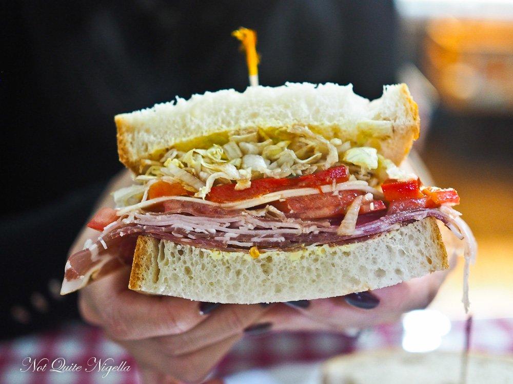 Satriales Sandwich Deli