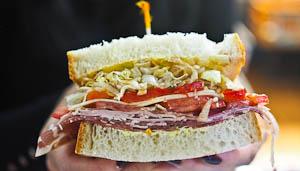 The Sopranos Inspired Satriale's Sandwich Deli, Kensington
